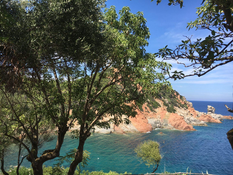 Carnet de voyage : Le Sud-est de la Sardaigne