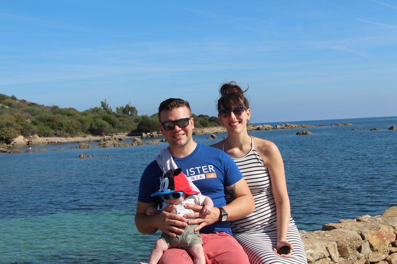 Carnet de voyage : Le Nord-Est de la Sardaigne (Premier voyage en famille)