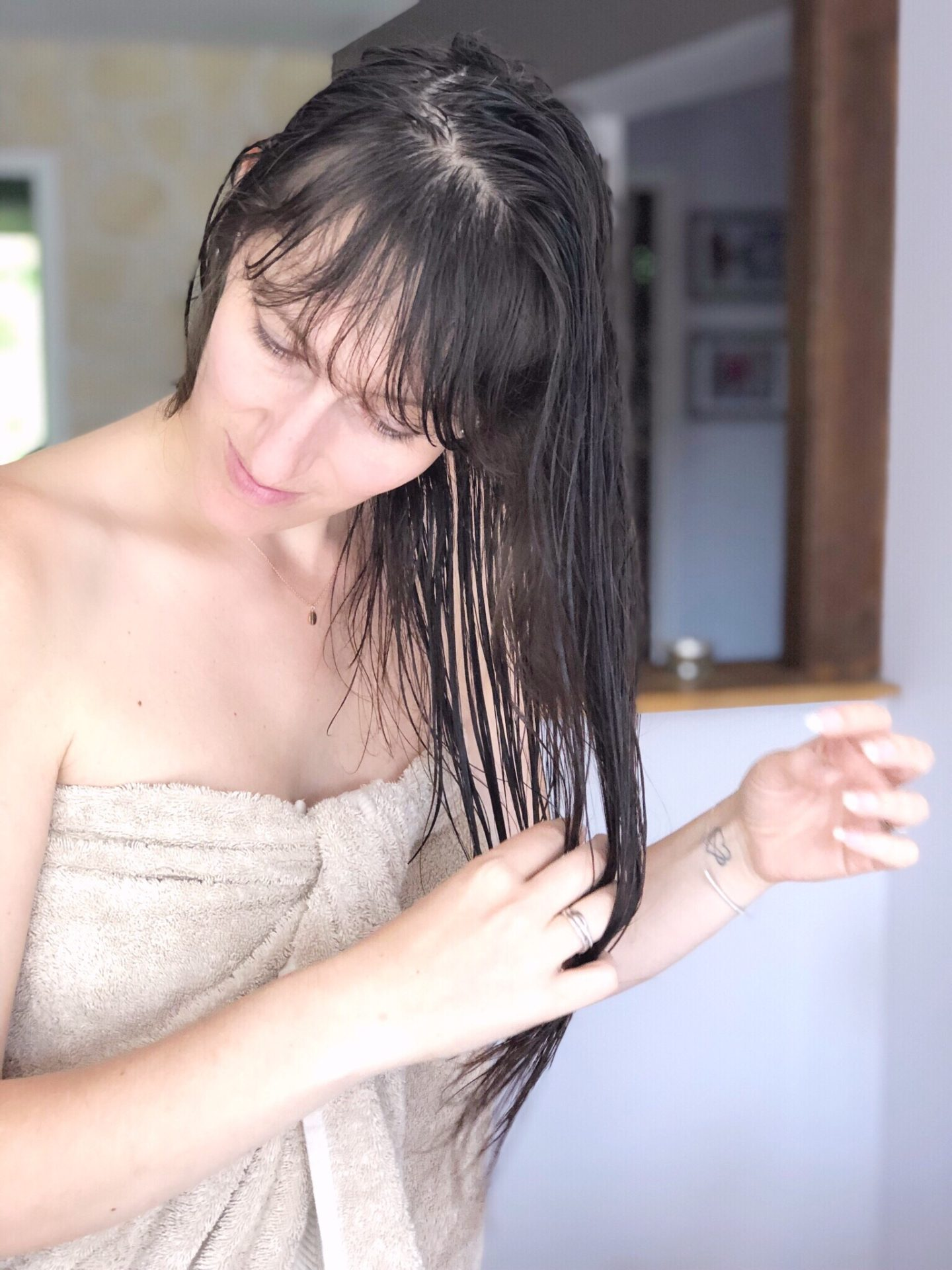 J'ai testé la routine cheveux MayBeauty